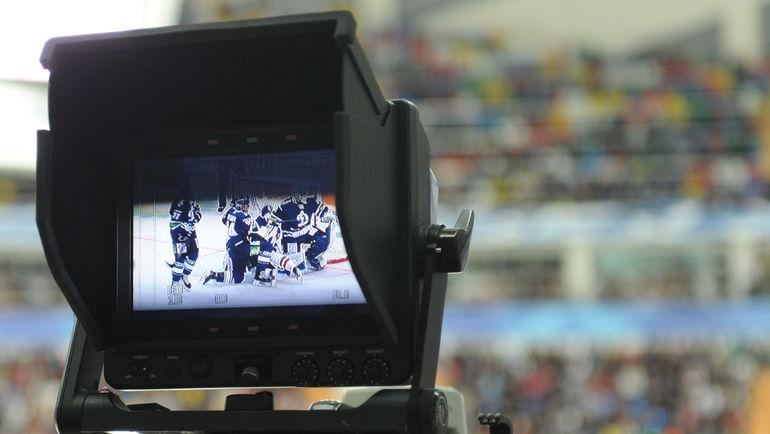 Выгодно ли российским каналам показывать КХЛ? Фото Татьяна ДОРОГУТИНА