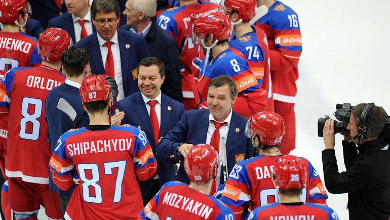 """Чемпионат мира по хоккею - самое популярное событие. Фото Алексей ИВАНОВ, """"СЭ"""""""