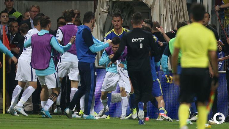 Пятница. Зеница. Босния и Герцеговина - Греция - 0:0.