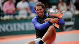 Надаль снова покорил Roland Garros