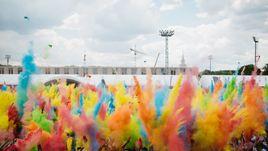 Шесть тонн разноцветного счастья