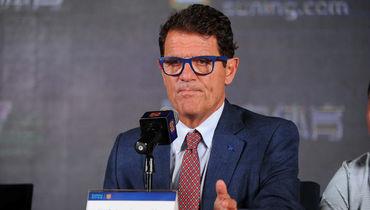 Первая пресс-конференция Фабио КАПЕЛЛО. Фото Reuters