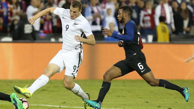 Крис ВУД (слева). Фото USA Today