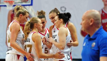 Женская сборная России. Фото Никита УСПЕНСКИЙ, «СЭ»