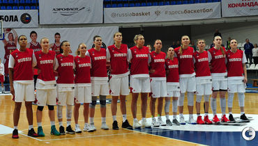 Красавицы-россиянки на Евробаскете-2017