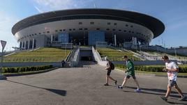 Пятница. Санкт-Петербург. Арена на Крестовском острове.
