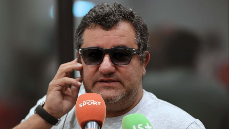 Агент Мино РАЙОЛА. Фото AFP