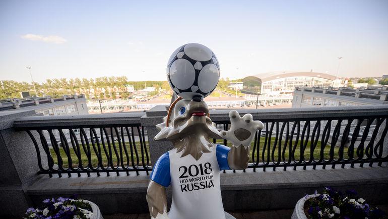 Санкт-Петербург перед началом Кубка конфедераций. Фото Дарья ИСАЕВА, «СЭ»