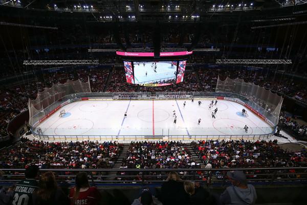 Матч в Мельбурне между сборными Каналы и США собрал 10 тысяч зрителей. Фото zimbio.com