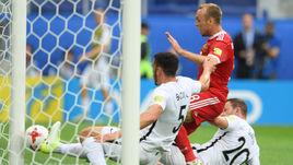 Кубок конфедераций-2017. Россия vs Новая Зеландия