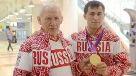 Виктор КУЗНЕЦОВ (слева) и Роман ВЛАСОВ с золотом Рио.