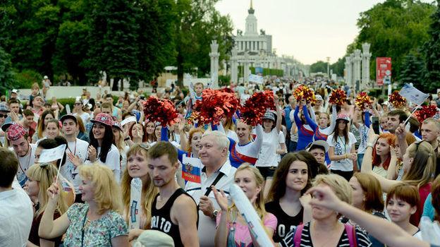 Олимпийский день-2017: кто хочет на ужин с Демченко?