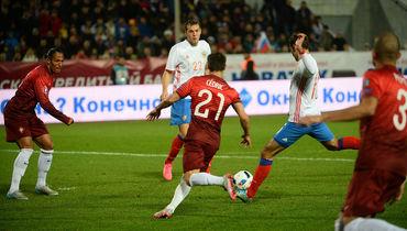 Россия против Португалии: от Euro-2004 до последнего гола Широкова