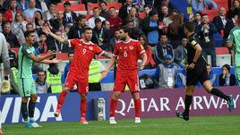Среда. Москва. Россия - Португалия - 0:1. Несмотря на поражение от португальцев, россияне сохраняют шансы на выход из группы - как с первого, так и со второго места.