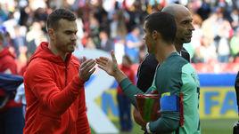 Кубок конфедераций-2017. Россия vs Португалия
