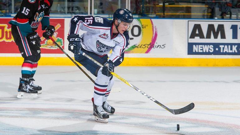 Майкл РАСМУССЕН. Фото NHL.com