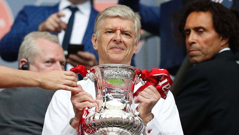 """Сможет ли Арсен ВЕНГЕР привести """"Арсенал"""" к чемпионству? Фото AFP"""