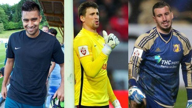 Кристиан НОБОА, Сергей ПЕСЬЯКОВ и Сослан ДЖАНАЕВ сменили команды.