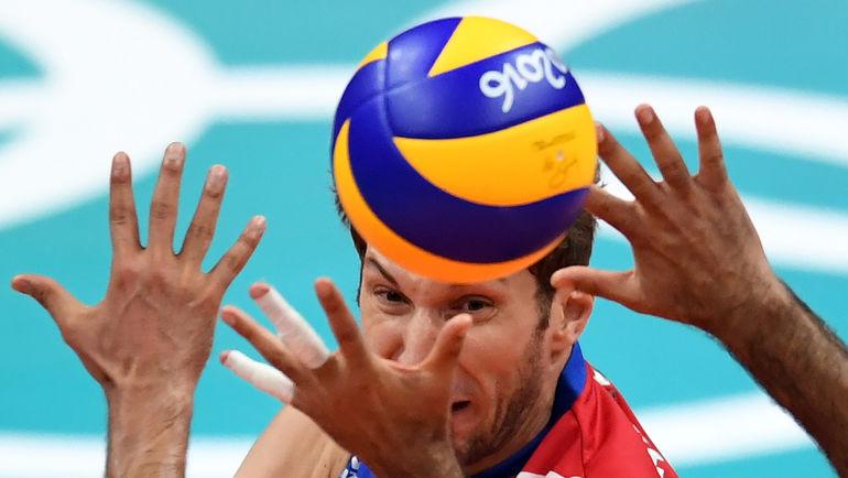 Андрей АЩЕВ - еще один игрок Санкт-Петербурга. Фото AFP