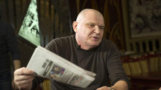 Сергей ГОРЛУКОВИЧ. Фото Федор УСПЕНСКИЙ, «СЭ»