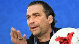 Главный тренер сборной Чили Хуан Антонио ПИЦЦИ.