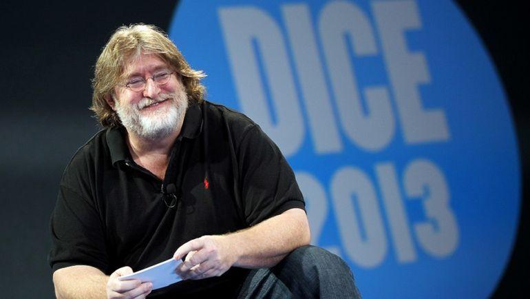 Гейб Ньюэлл - основатель Valve.