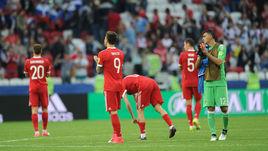 Сегодня. Казань. Мексика - Россия - 2:1. Россияне не смогли выйти в плей-офф Кубка конфедераций-2017.