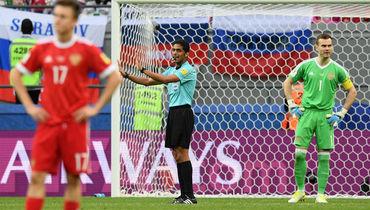Акинфееву – 3,5, Головину – 6,5 – за матч Мексики и России