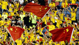Сборная Китая сыграет в немецкой лиге
