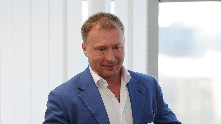Игорь ЛЕБЕДЕВ. Фото Алексей ИВАНОВ, «СЭ»
