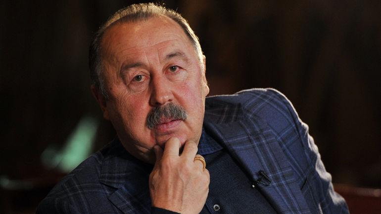 Валерий ГАЗЗАЕВ. Фото Александр ФЕДОРОВ, «СЭ»