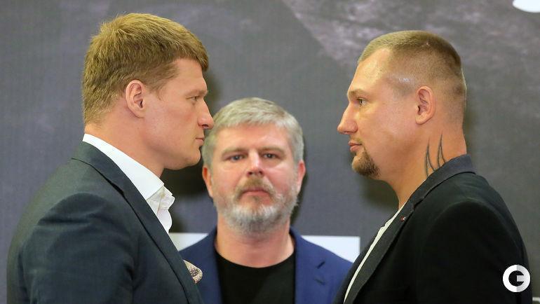 Сегодня. Москва. Александр ПОВЕТКИН, Андрей РЯБИНСКИЙ и Андрей РУДЕНКО.