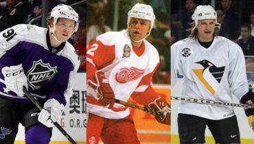50 лучших русских в истории НХЛ. Часть 3. Тарасенко - 28-й, Фетисов - 30-й