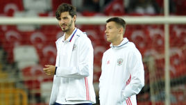 Дмитрий ПОЛОЗ (справа) и Александр ЕРОХИН.