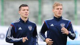 Теперь Александр КОКОРИН (справа) и Дмитрий ПОЛОЗ будут конкурировать в клубе.