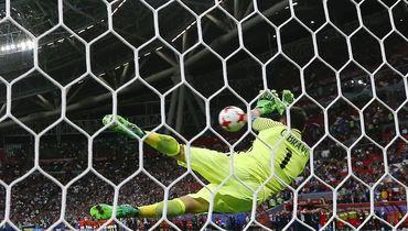 Браво! Сумасшедшая серия пенальти в матче Португалия – Чили