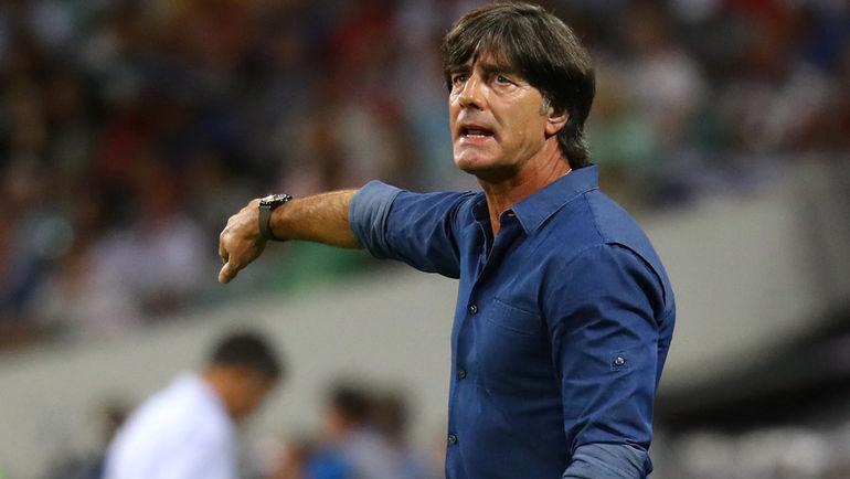 Сегодня. Сочи. Германия - Мексика - 4:1. Йоахим ЛЕВ скоро может выиграть еще один трофей. Фото Reuters