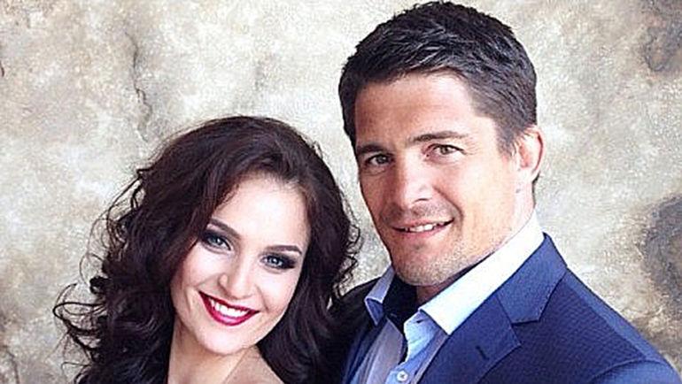 Алексей МИШИН с женой - олимпийской чемпионкой Софьей ВЕЛИКОЙ. Фото instagram.com