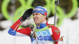2010 год. Иван ЧЕРЕЗОВ на Олимпиаде в Ванкувере.