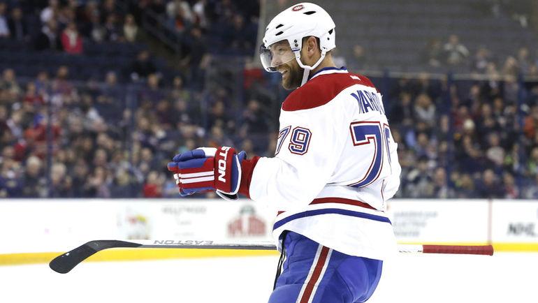 """Андрей МАРКОВ, похоже, тоже покидает """"Монреаль"""". Фото USA Today"""