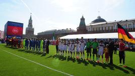 22 июля Красная площадь примет День российского бокса.
