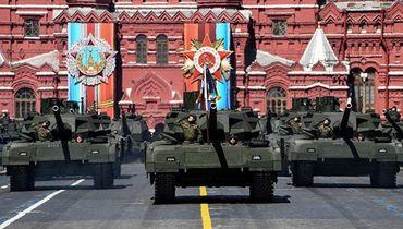 Парад Победы на Красной площади. Фото AFP