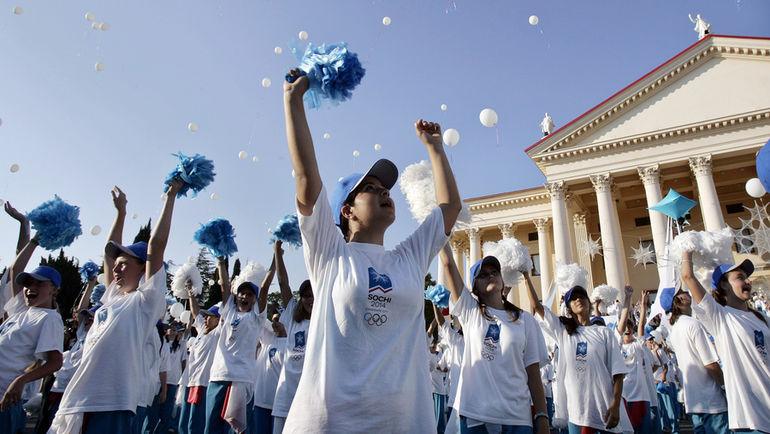 4 июля 2007 года. Сочи в день голосования. Фото REUTERS