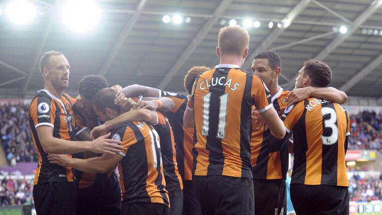 "Задача ""Халл Сити"" - возвращение в элиту английского футбола. Фото REUTERS"