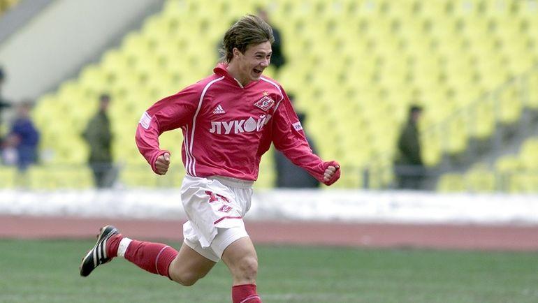 2002 год. Дмитрий СЫЧЕВ. Фото Григорий ФИЛИППОВ