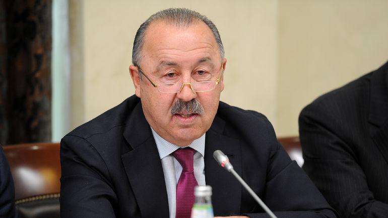 Валерий ГАЗЗАЕВ. Фото Алексей ИВАНОВ, «СЭ»
