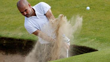 Хосеп Гвардьола стал гольфистом