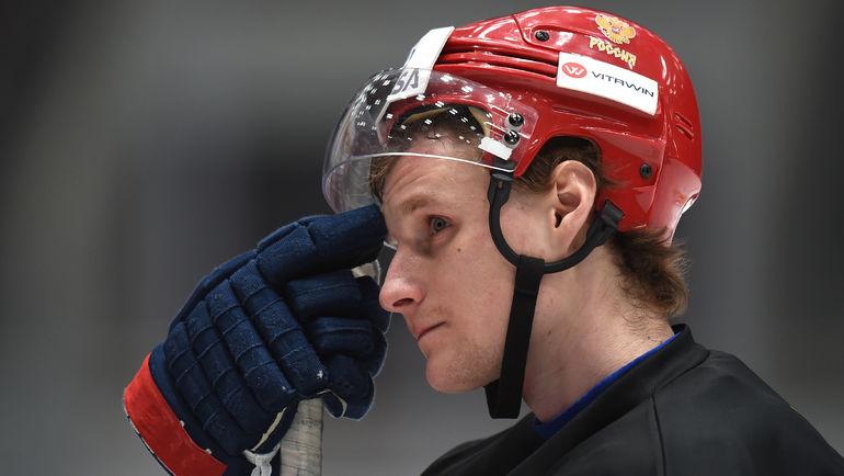 Максим КАРПОВ. Фото photo.khl.ru