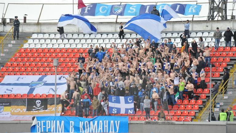 Вопрос посещаемости станет крайне важным в новом сезоне ФНЛ. Фото Алексей ВЬЮГИН