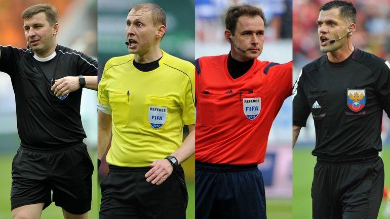Михаил ВИЛКОВ, Сергей ИВАНОВ, Виталий МЕШКОВ, Игорь ФЕДОТОВ.